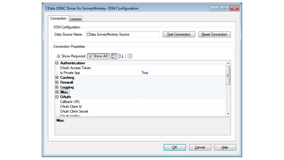 Apps | CData Data Connectors