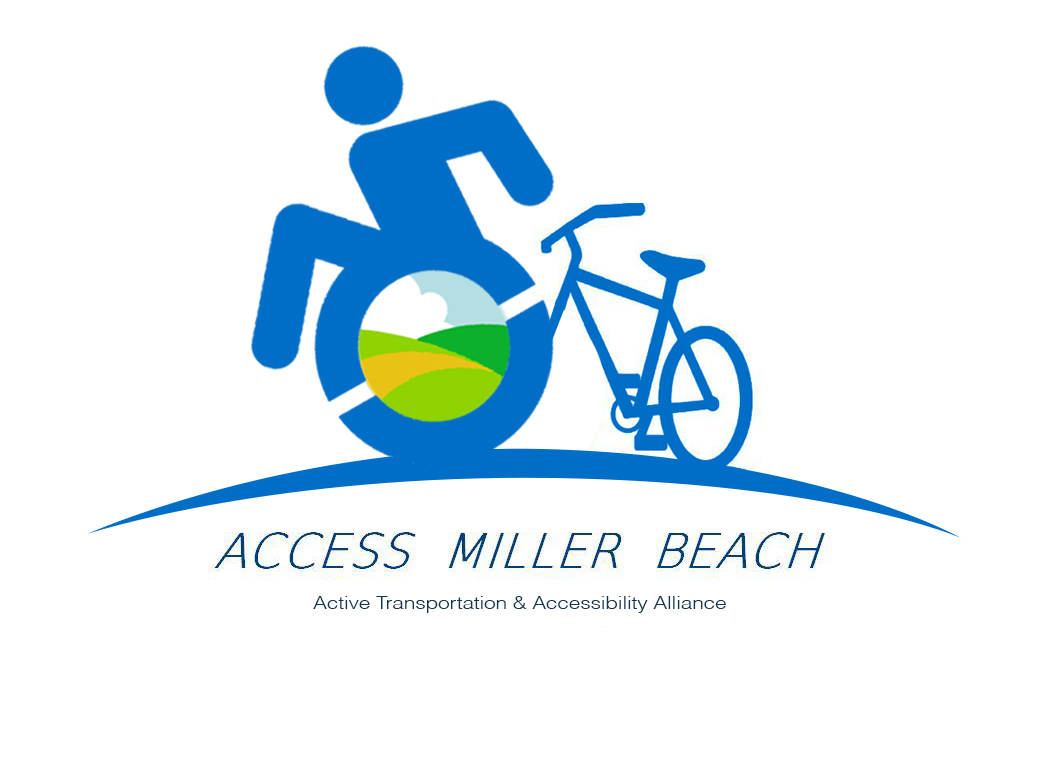 Access Miller Beach Volunteer Group Logo