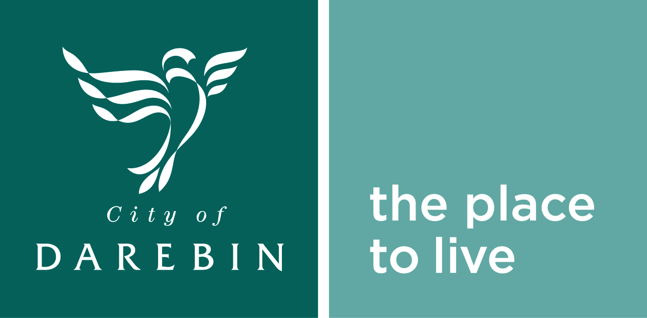 City of Darebin logo | The place to live