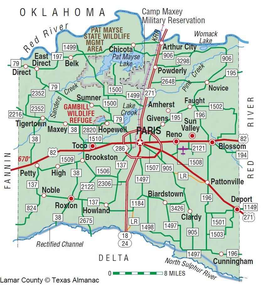 Lamar County Needs Assessment Survey