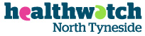 Healthwatch North Tyneside logo