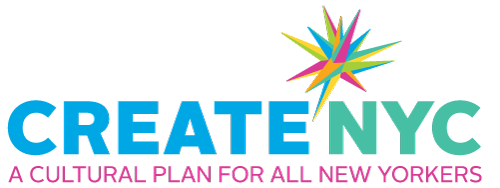 CreateNYC Logo: A Cultural Plan for All New Yorker