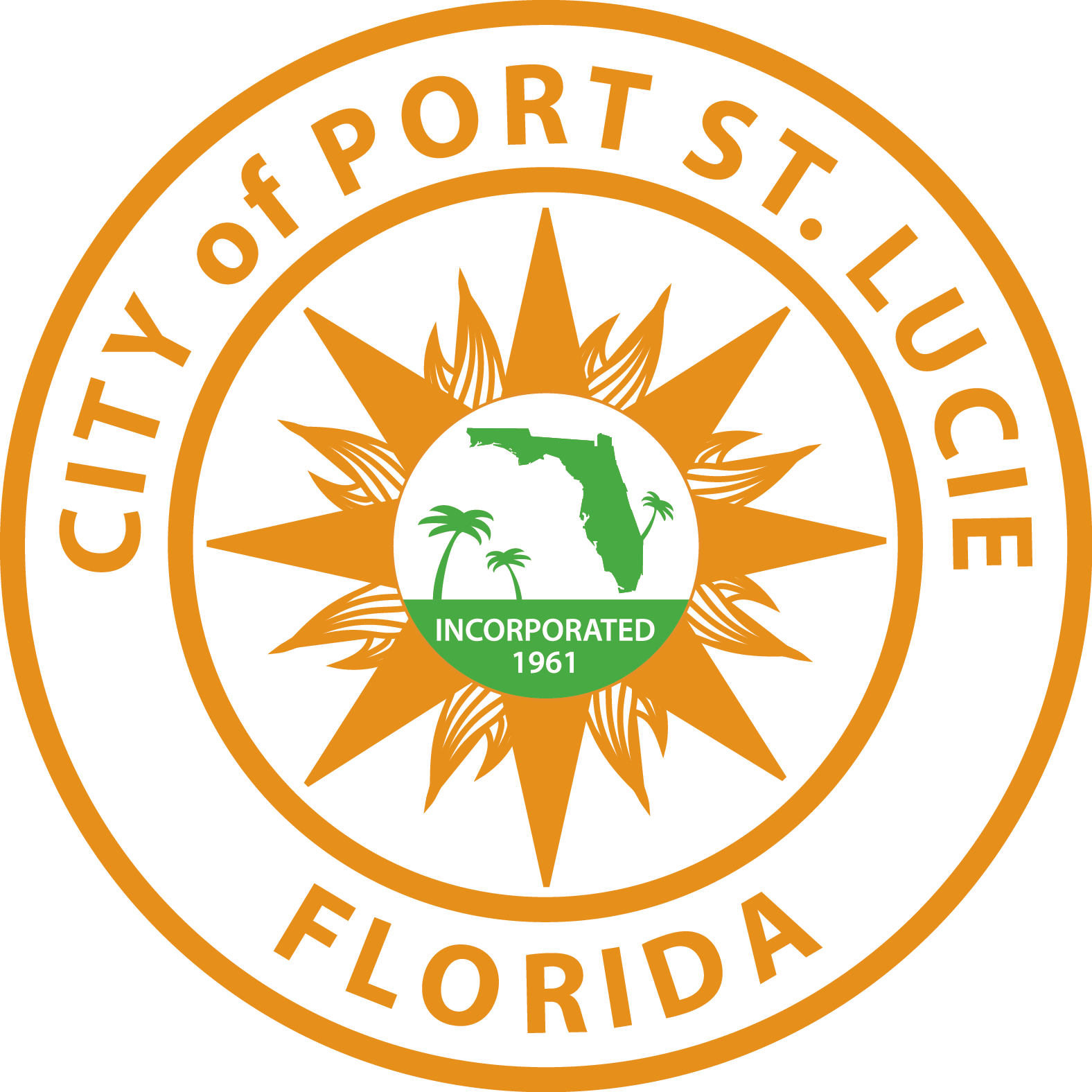 City Of Port St. Lucie Logo