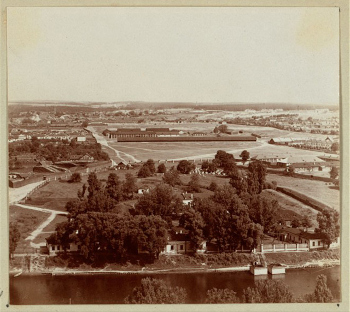 Vilniaus žydų kapinės (1912 m. vaizdas)