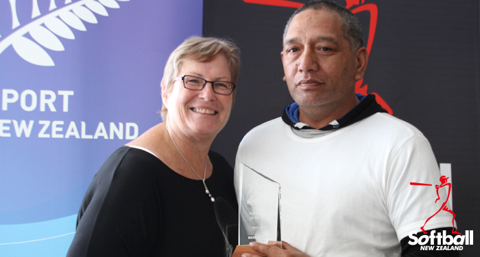2015/2016 SNZ Personality of the year - Basil Ramk