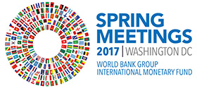 World Bank Group - IMF Spring Meetings 2017