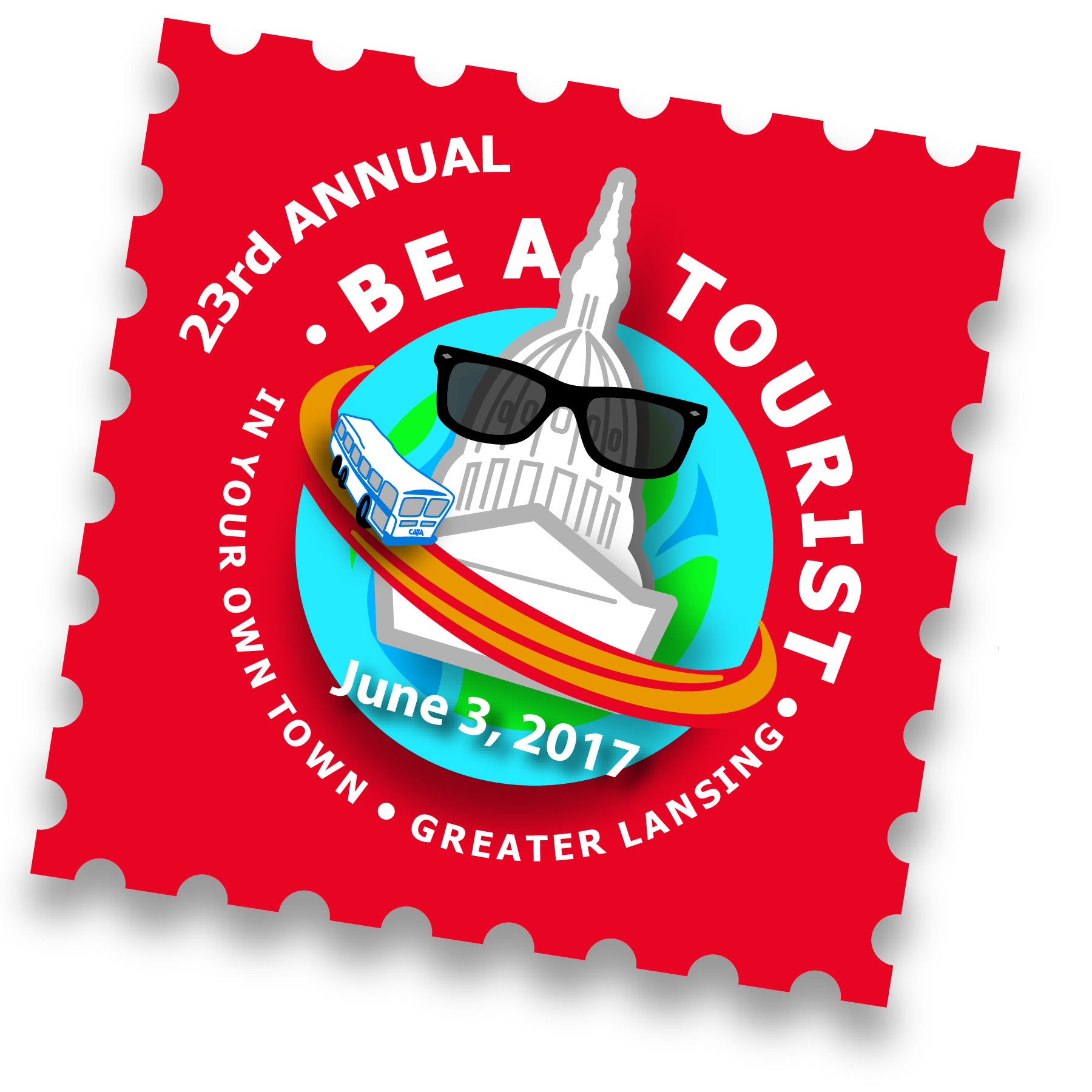 Be A Tourist In Your Own Town 2017