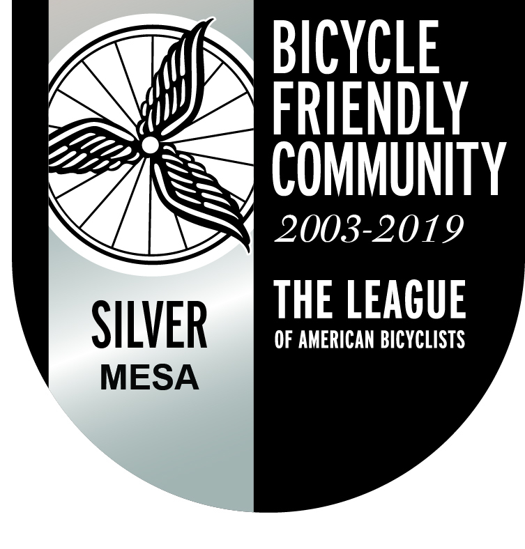 City of Mesa - Bicycle and Pedestrian Program