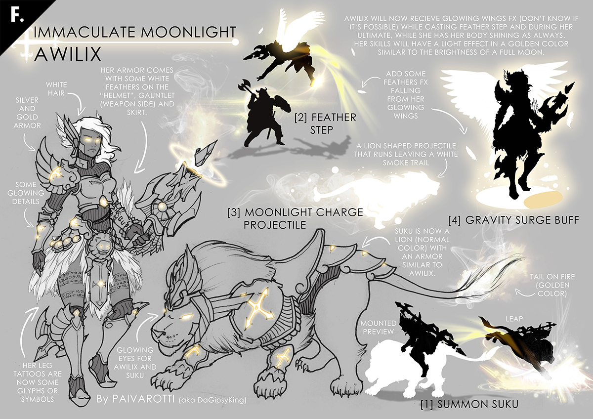 B. Immaculate Moonlight Awilix by DaGipsyKing