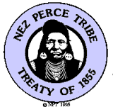 Nez Perce Tribal Logo
