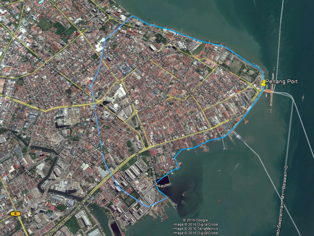 "<span style=""color: #3366ff;"">PART 1: This first section focuses on the way in which you use the harbour. To clarify, the harbour is the area defined as 2 km around the coast (within the blue line). The foreshore is defined as 0.5 km from the coast into coastal waters</span>"