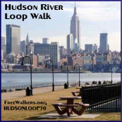 Hudson River Loop Walk 2012