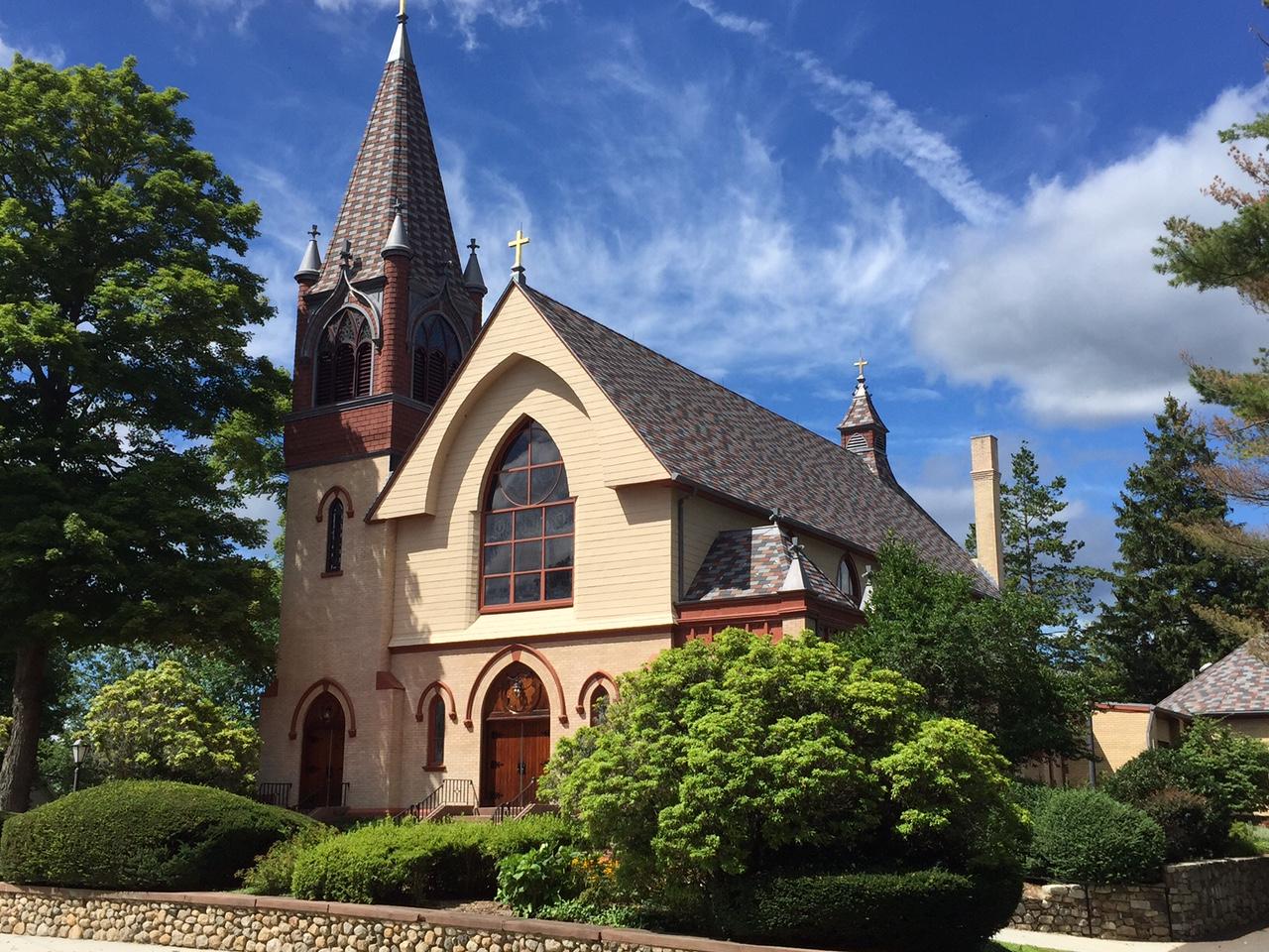 Saint Mary Parish, Ridgefield, Connecticut