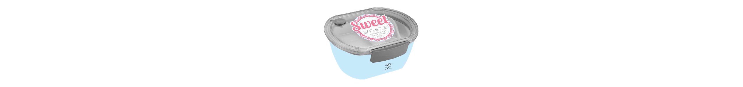 "<div style=""text-align: center;"">Participation Incentive - Compartmentalized Food Container</div>"