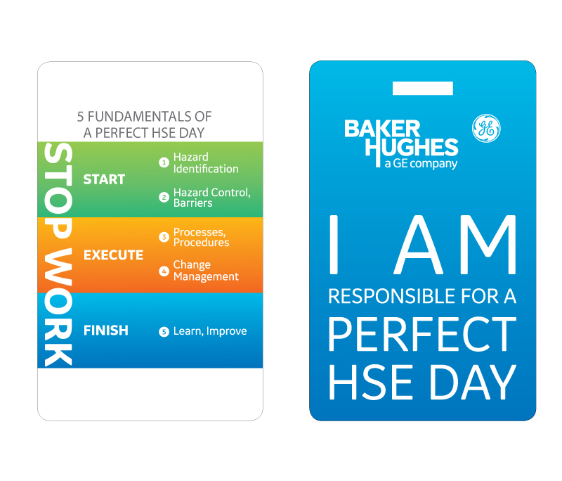 Bhge 5 Fundamentals Of A Perfect Hse Day Card Online
