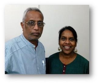 Pramila and Dr. K Rajendran