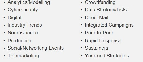 DMAW is busy planning its programs for 2018 and we want your input! By way of special full-day and half-day educational sessions along with our traditional Lunch & Learns as well as breakfast and webinar sessions our program line-up in 2018 will address topics such as:
