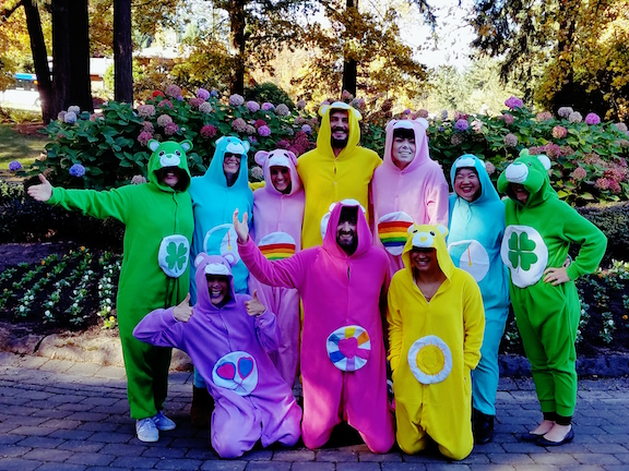 """9. """"CARE Bears CARE A Lot"""" by the CARE Committee"""