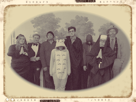 """6. """"Corbett House Ghosts"""" by Public Affairs and Communications"""