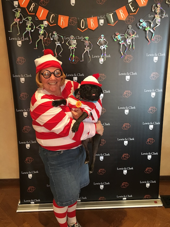 """6. """"Where's Wanda?"""" by Donna Kerr (Facilities Services)"""