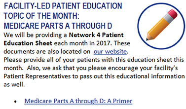 October 2017 Patient Education Topic