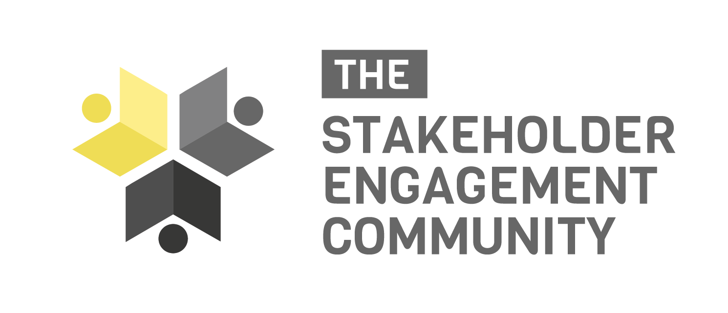 The Stakeholder Engagement Community