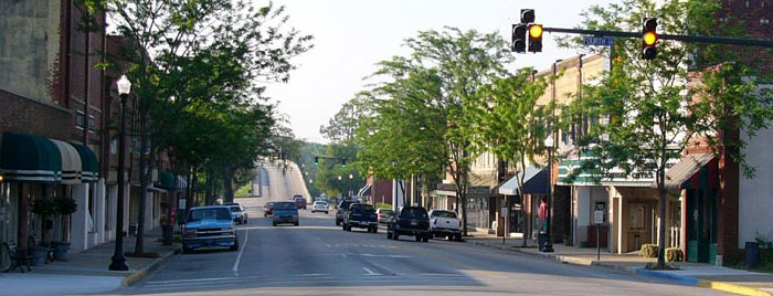 Downtown Mainstreet
