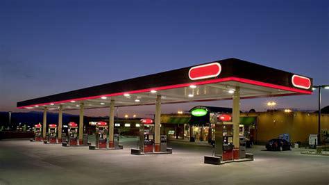 Gas Station/Corner Mart