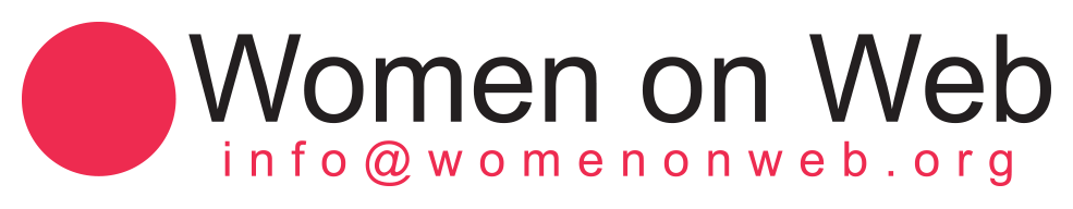Women on Web Logo