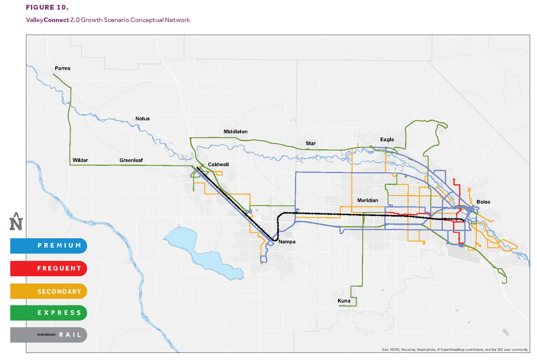 Expanding transit services under ValleyConnect 2.0