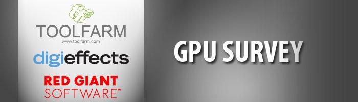 GPU Survey