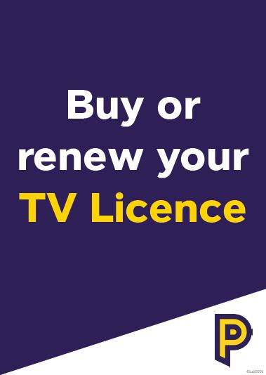 61410001 A4 TV License
