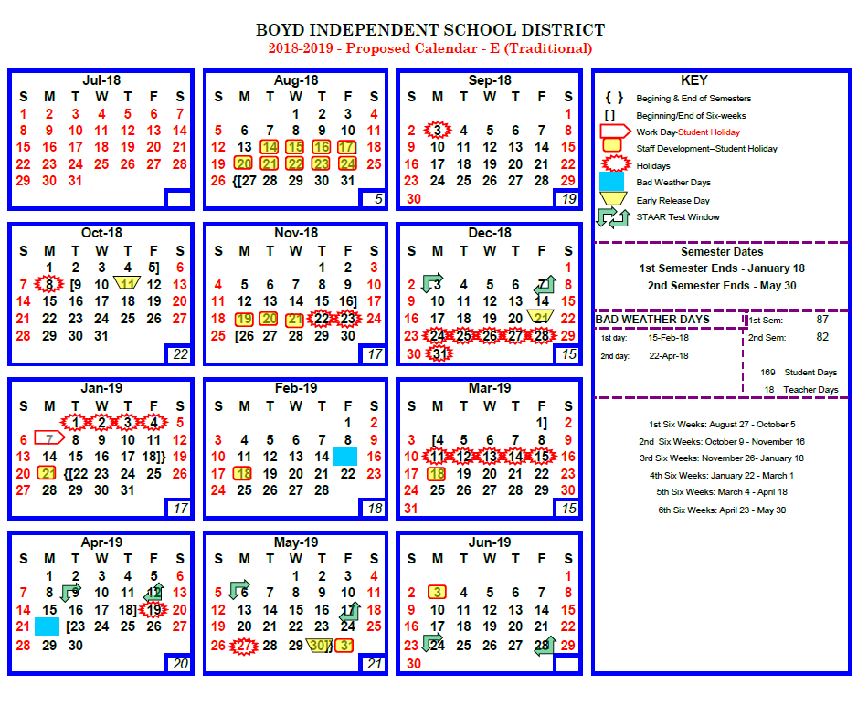 calendar e is a traditional calendar which starts monday the 27th 4th monday the 1st semester does not end until after christmas break - When Does Christmas Break End