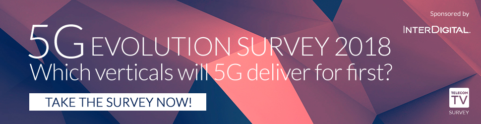 TelecomTV 2018 5G Evolved and Defined Survey