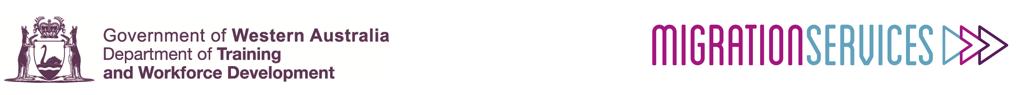 MIGRATION services Logo