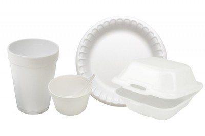 Polstyrene Foam Product Examples