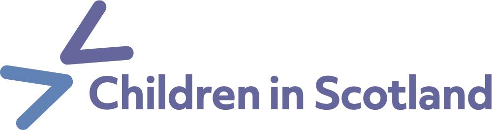 Children in Scotland logo