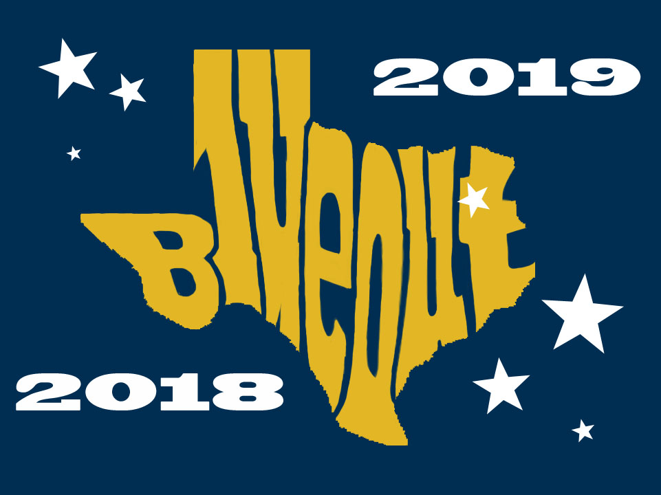 D. Blue Out Texas by Petra Enloe 12th Grade
