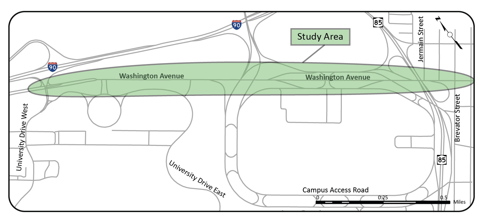Study Area Map