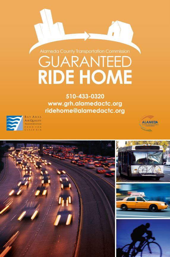 Alameda County Guaranteed Ride Home