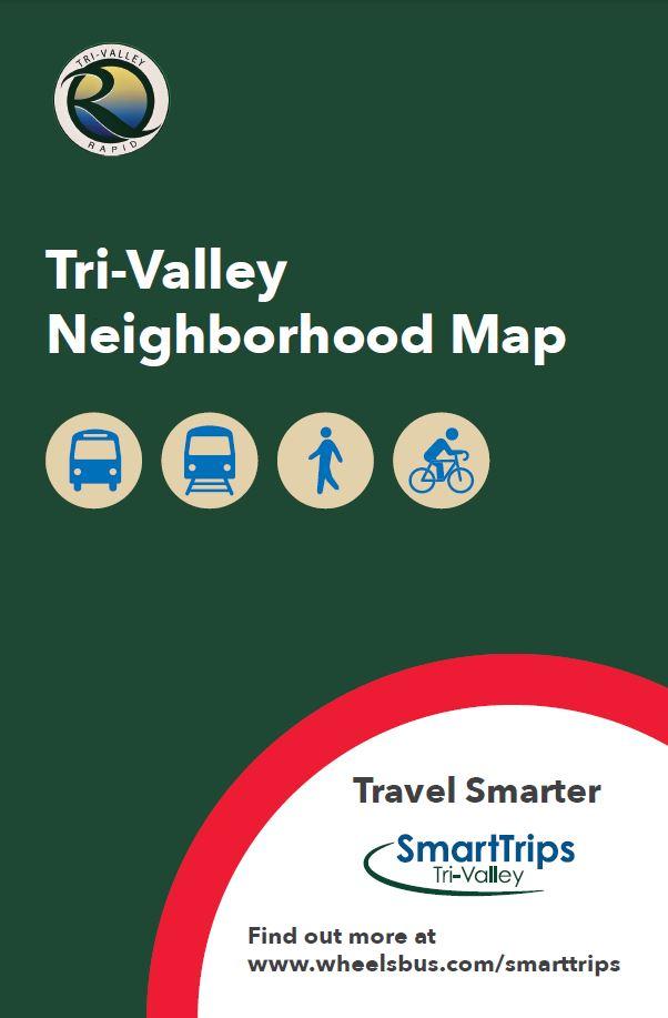 Neighborhood Map Dublin/Livermore