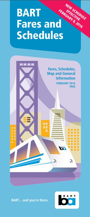 BART Fares and Schedules