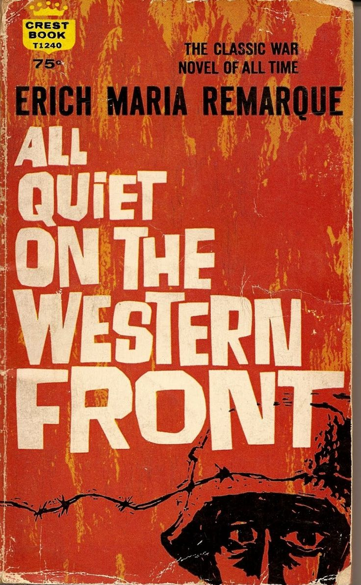 Quiz How Many Of These  Books Have You Read All Quiet On The Western Front