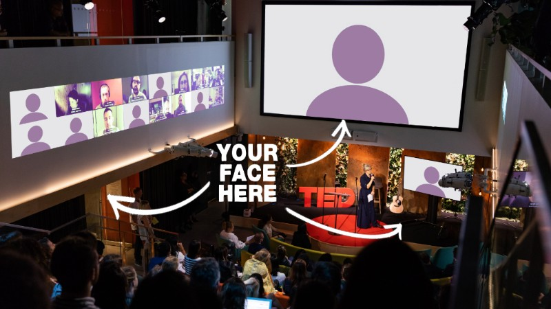Preview of the TED World Theater