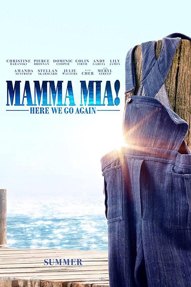 Mama Mia: Here we go again