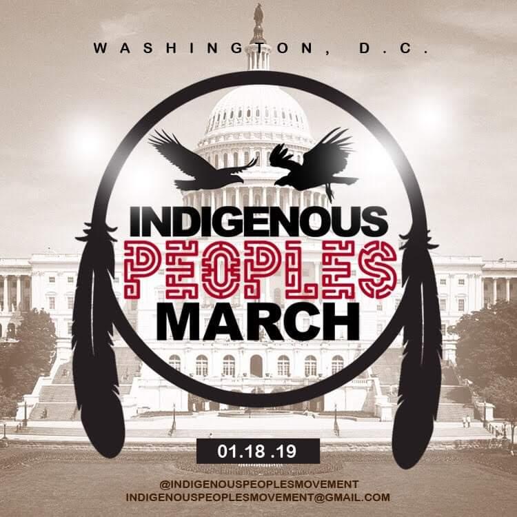 #IndigenousPeoplesMarch