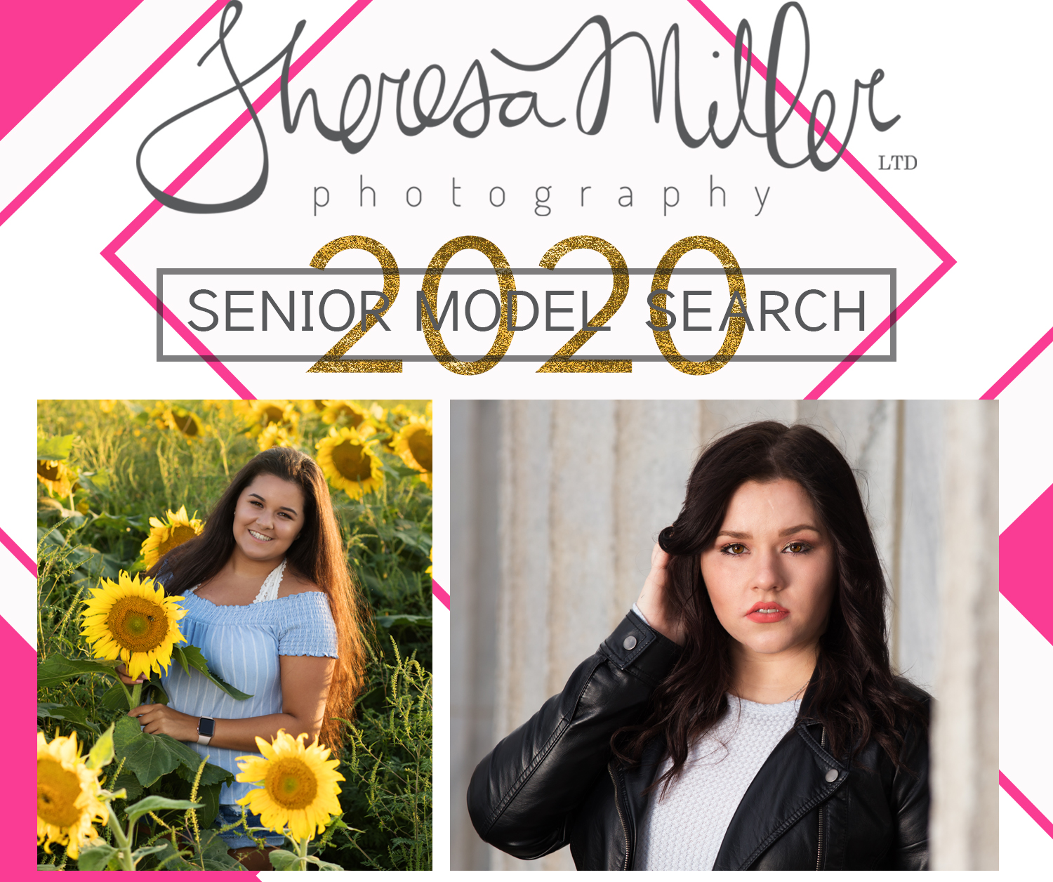 Class of 2020 Senior Model Search
