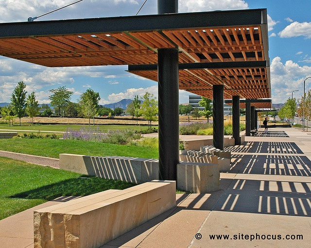 Cantilevered-Arbor or Full Roof