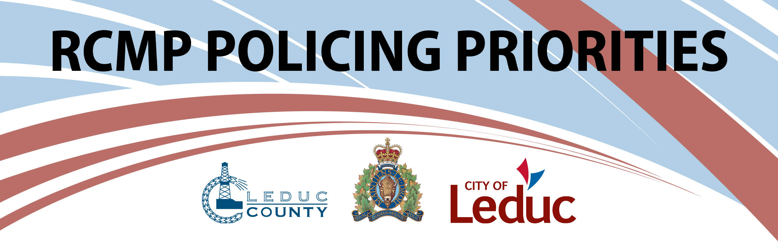 Leduc County and the City of Leduc have partnered