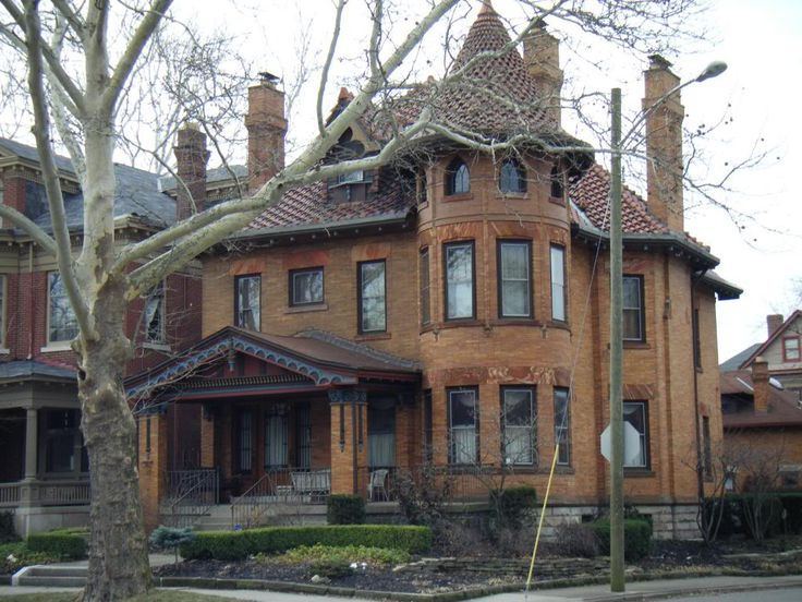 Historic home to apartments